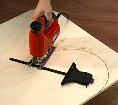 black and decker hole saw instructions