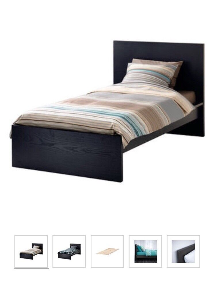 ikea single bed instructions