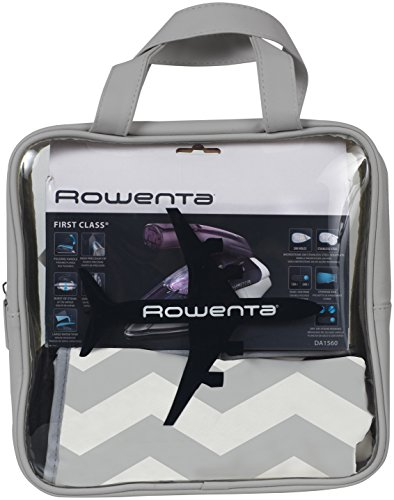 rowenta compact steamer instructions