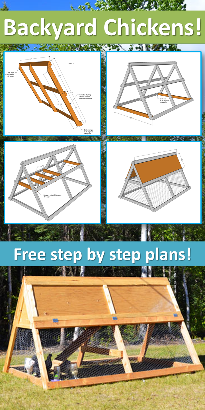 easy chicken coop instructions