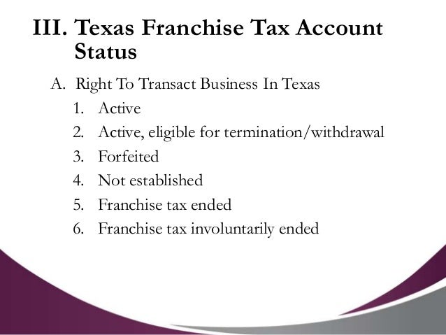 texas franchise tax instructions 2016