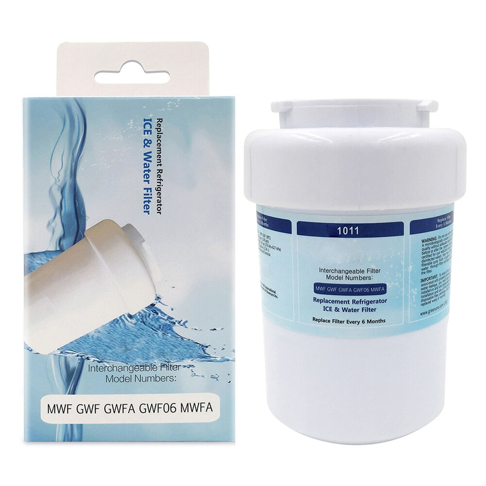 ge refrigerator water filter replacement instructions