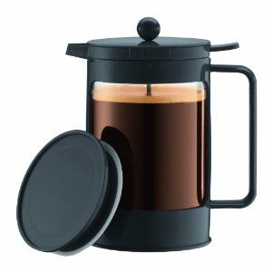 bodum french press coffee maker instructions