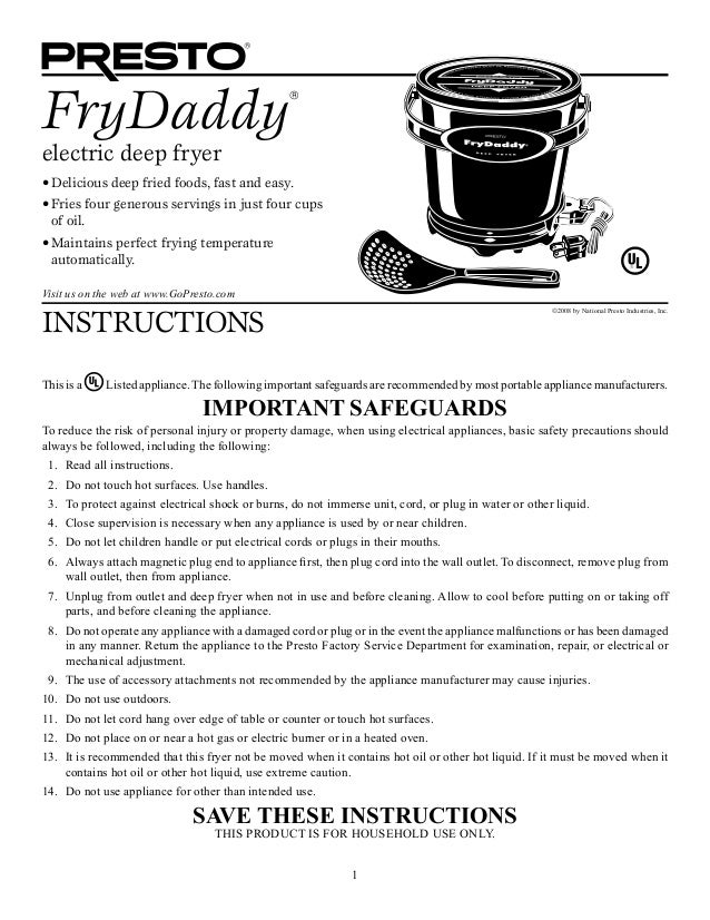 delonghi deep fryer cleaning instructions
