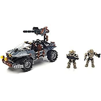 halo mega bloks scorpion sting instructions