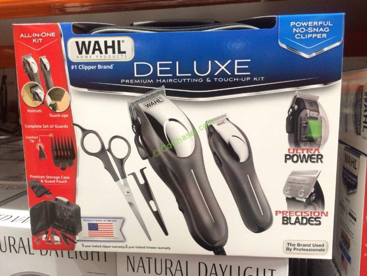 wahl hair cutting instructions